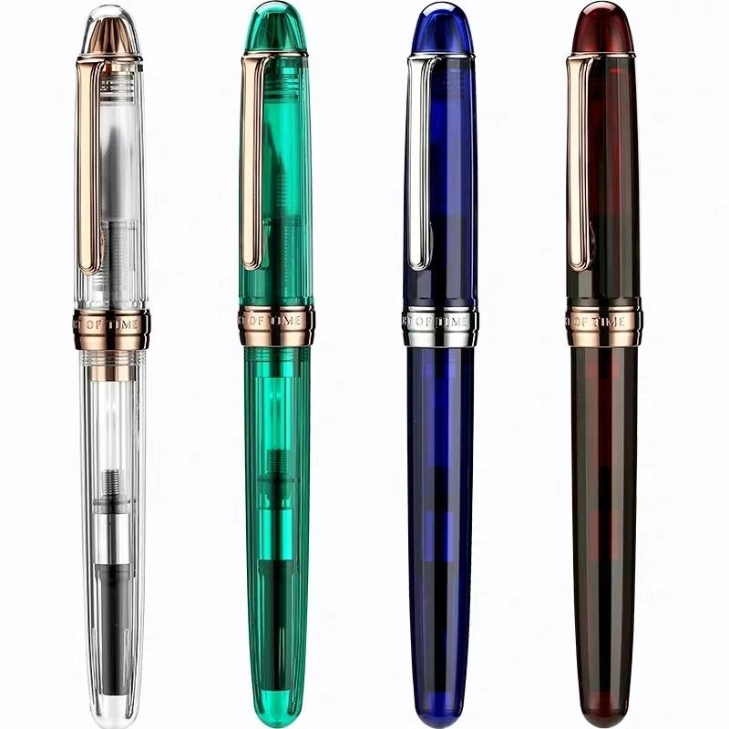الأعمال نافورة القلم محول القلم f nib اليابانية ناتامي القرطاسية مكتب اللوازم المدرسية penna stilografica T200115