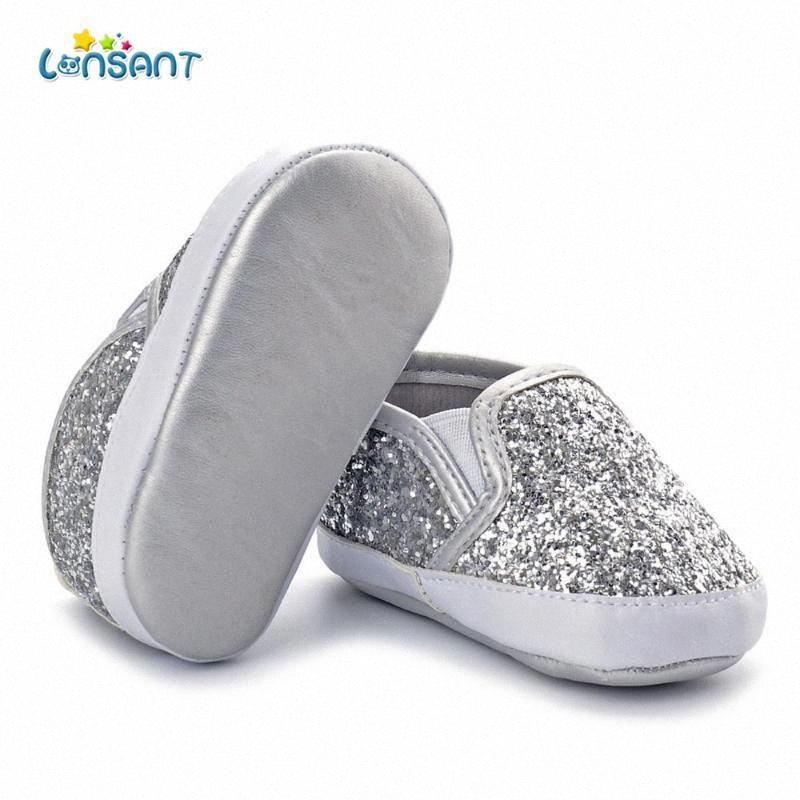 LONSANT Casual baby shoes cotton sneakers children's shoes toddler baby girl Infant first walkers agCB#