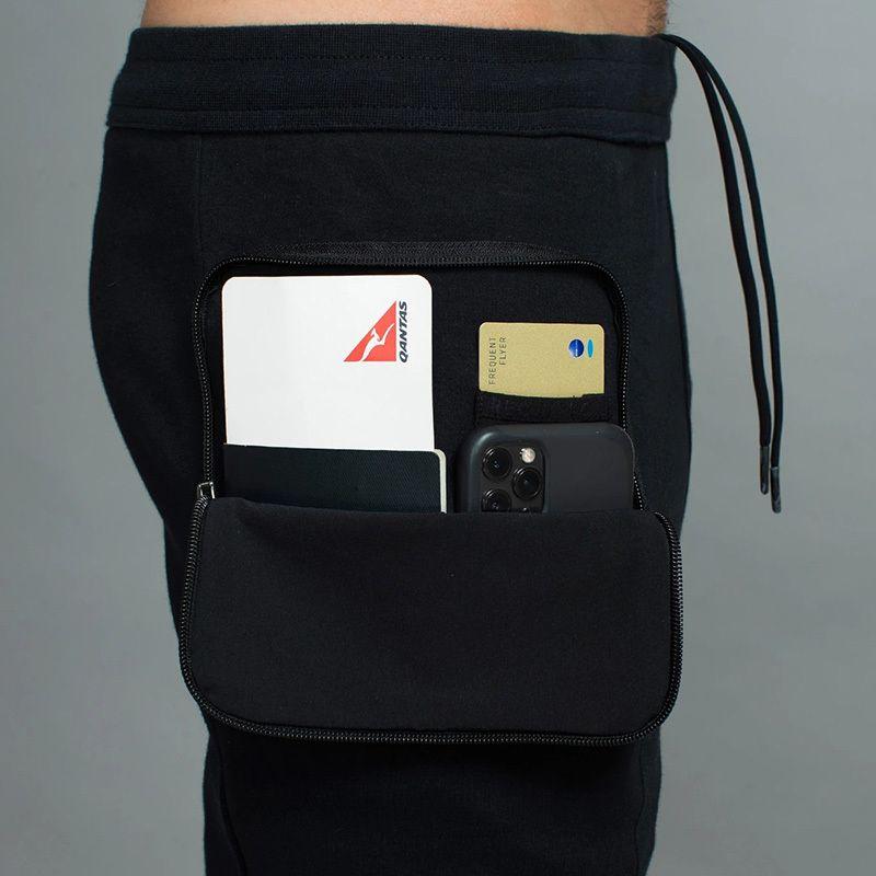 Jogging Pant Man nuovo modo Tasche del cotone di disegno Jogger pantaloni palestra fitness vestiti di addestramento di uomini di alta qualità