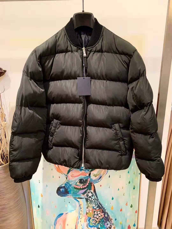 2020 가을 및 겨울 남성 디자이너 럭셔리 새로운 고품질 가역 재킷 재킷 ~ 미국 크기 재킷 ~ 탑스 디자이너 재킷 남성용
