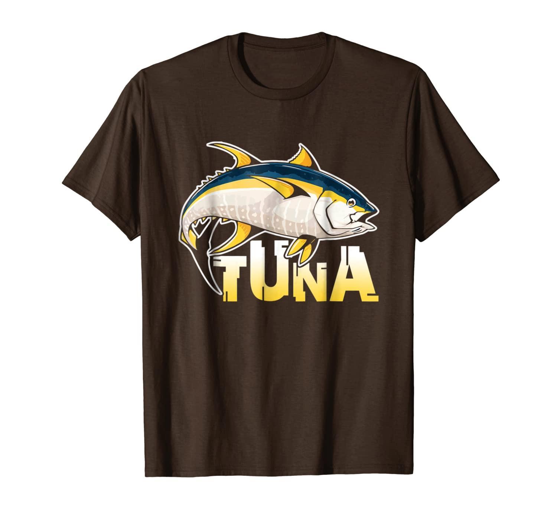 Camicia per pesci di tonno - magliette tonno