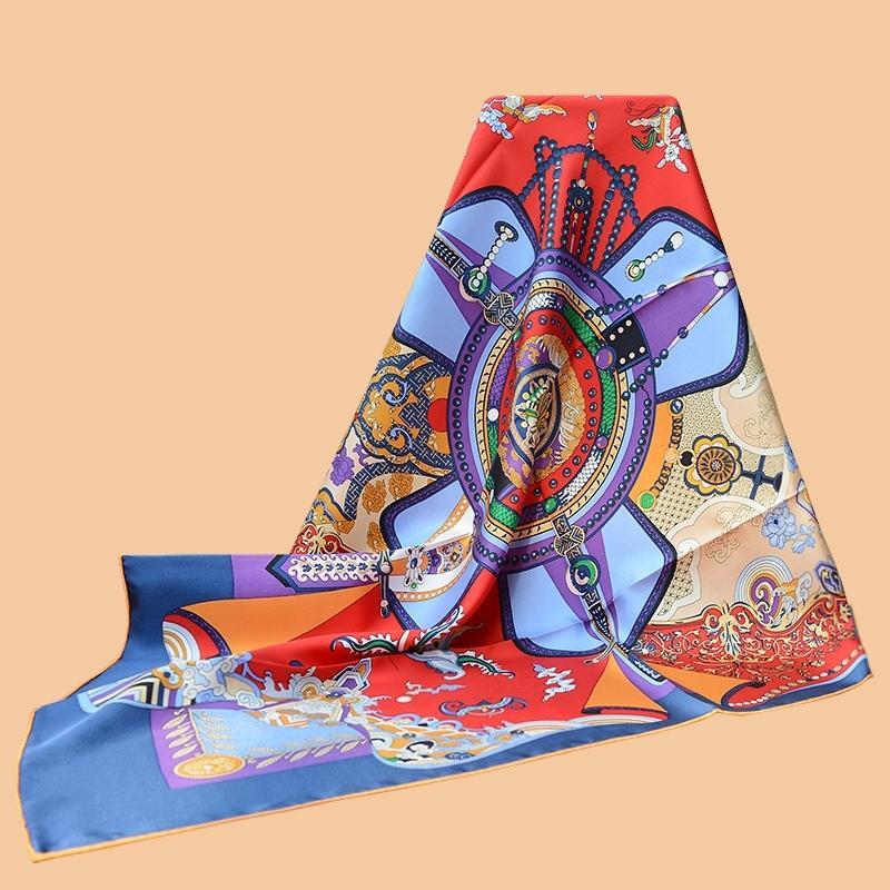 Huajun 2 Store    Старая версия возвращает небольшое количество 90 шелковых ткацких полотенец Тайваньская печатающая рука Керлинг Y201024