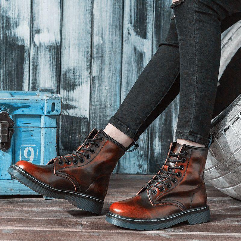 Hakiki Deri Kadın Çizmeler Chaussures Lüks Tasarımcı Bayanlar Ayakkabı Kovboy Boot Femmes Zapatillas FXSP