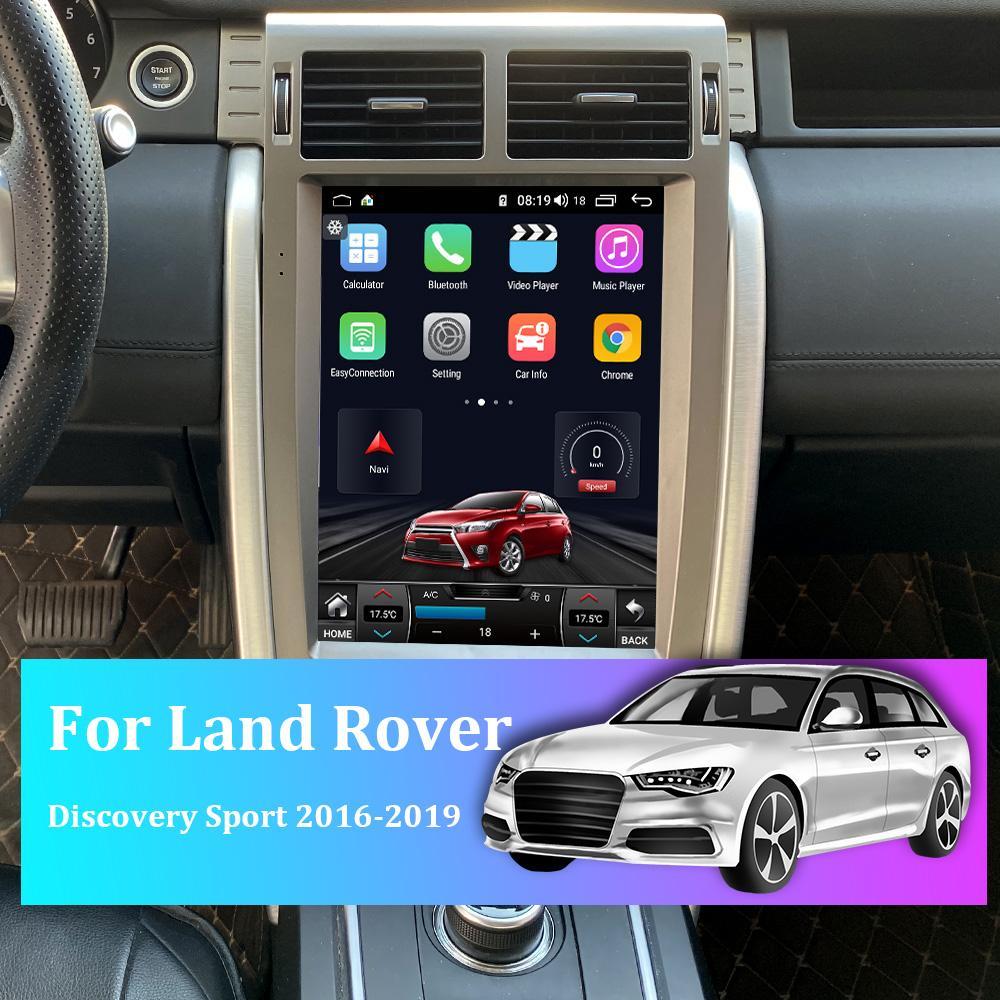 PC per auto per Land Rover Discovery Sport GPS Navigator Auto Radio Multimedia Video Player Autoradio Bluetooth Navigazione stereo Head Unit