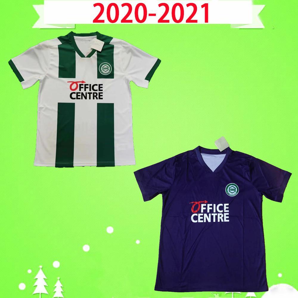 Acquista 20 21 Groningen Soccer Jerseys Home Away Robben 2020 2021 Groninga Deyovaisio Zeefuik Daishawn Redan Shirt Da Calcio Maillot Deley A 9,54 € ...