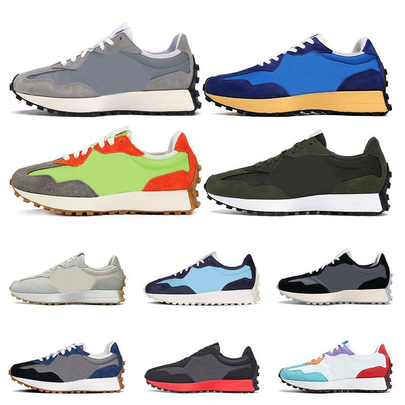 Moda scarpe da esterno grigio chiaro beige nero oliva blu arancione da donna uomini allenatore all'aperto sport sneakers a piedi da jogging vintage