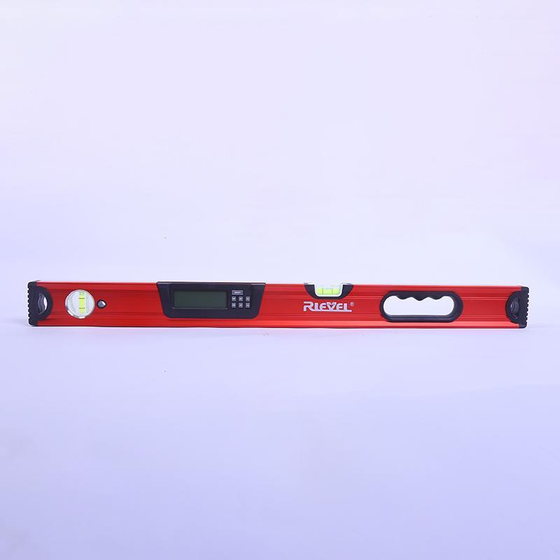 Level household multifunctional 100cm measuring ruler 2 level bubble double-sided milling bottom box type color level