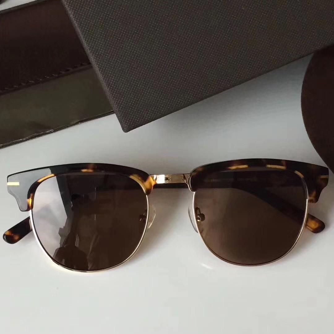 أعلى جودة أعلى جودة 248 رجل نظارات الرجال نظارات الشمس المرأة مزاجه النظارات الشمسية نمط الأزياء يحمي العينين مع مربع