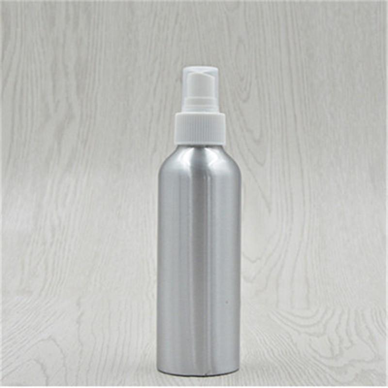 150мл Machen Up Алюминий Распылитель Cosmetic металл Духи бутылка многоразового Портативный Путешествие Форсунка Пакет Multiple Размер