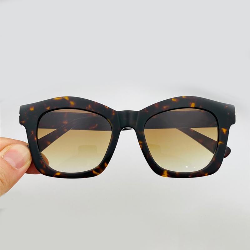 Nuevo Ven a hombres Mujeres Lentes Plaza Popular Verano Protección completa UV Frame Fashion Classic Sunglasses Sunglasses Sun Top Quality 431 con GVBN