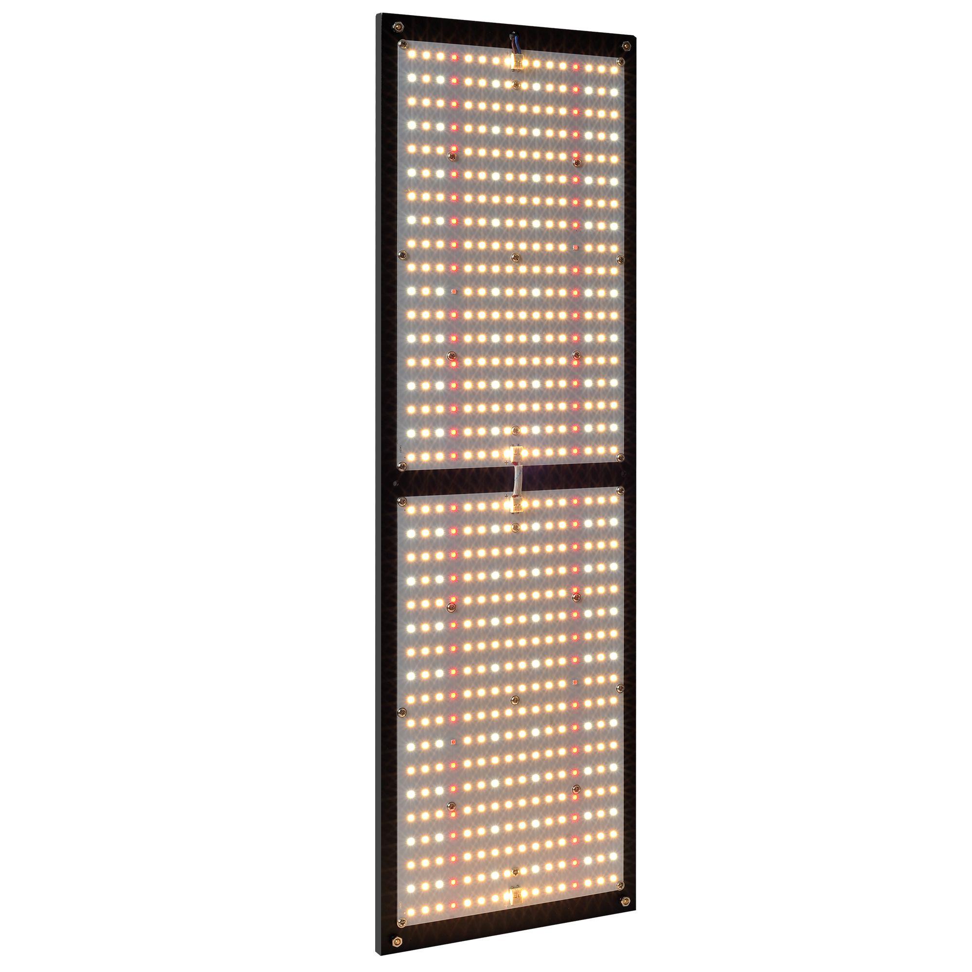 Samsung LED Board 240W سامسونج LED تنمو الضوء مع دايمر سائق تجاري أبيض كامل الطيف النمو أضواء 576pcs المصابيح