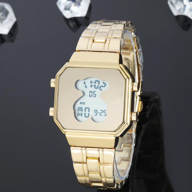 2020 Новые дизайнерские часы Мода Роскошные мужские Часы Поставка достаточная роскошь Высококачественные цифровые часы Tous Watch