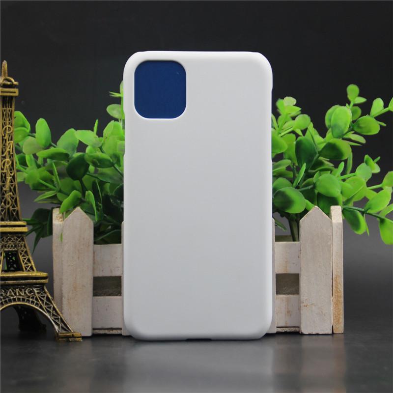 Cassa del telefono in bianco della sublimazione 3D per iPhone 12 Mini Pro Max per iPhone 11 8 7 6s Plus X XR XS max