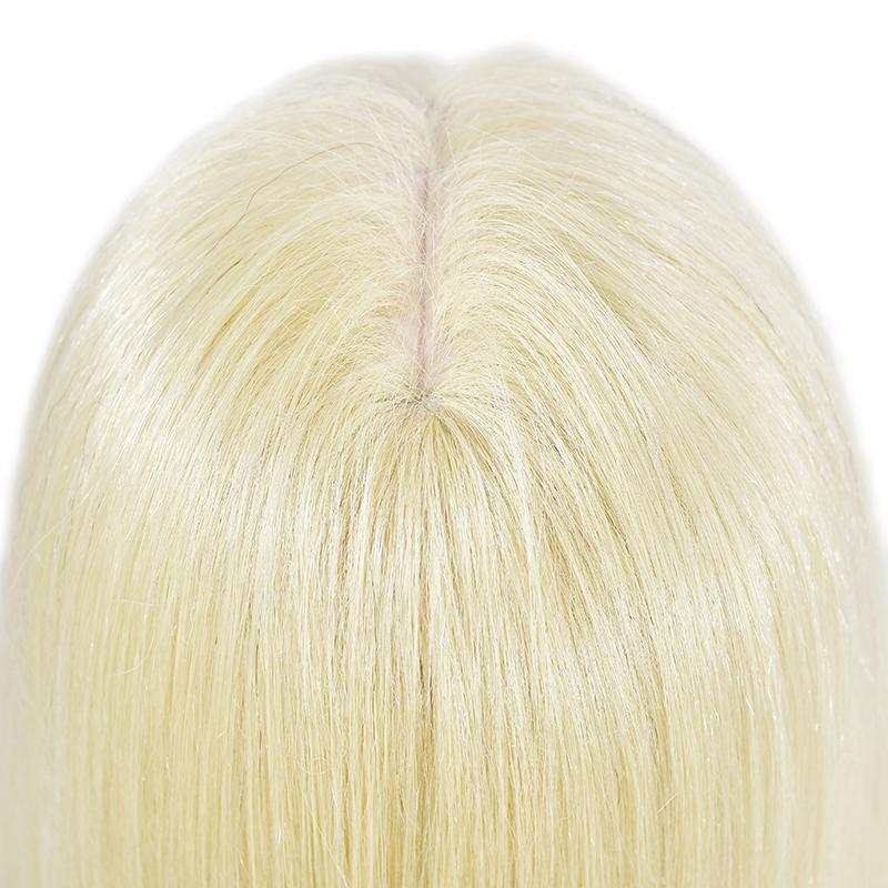 Testa del mannequin per Parrucchieri 22 Capelli manichino capo Acconciature Mannequin femminile saloni Styling Responsabile Formazione
