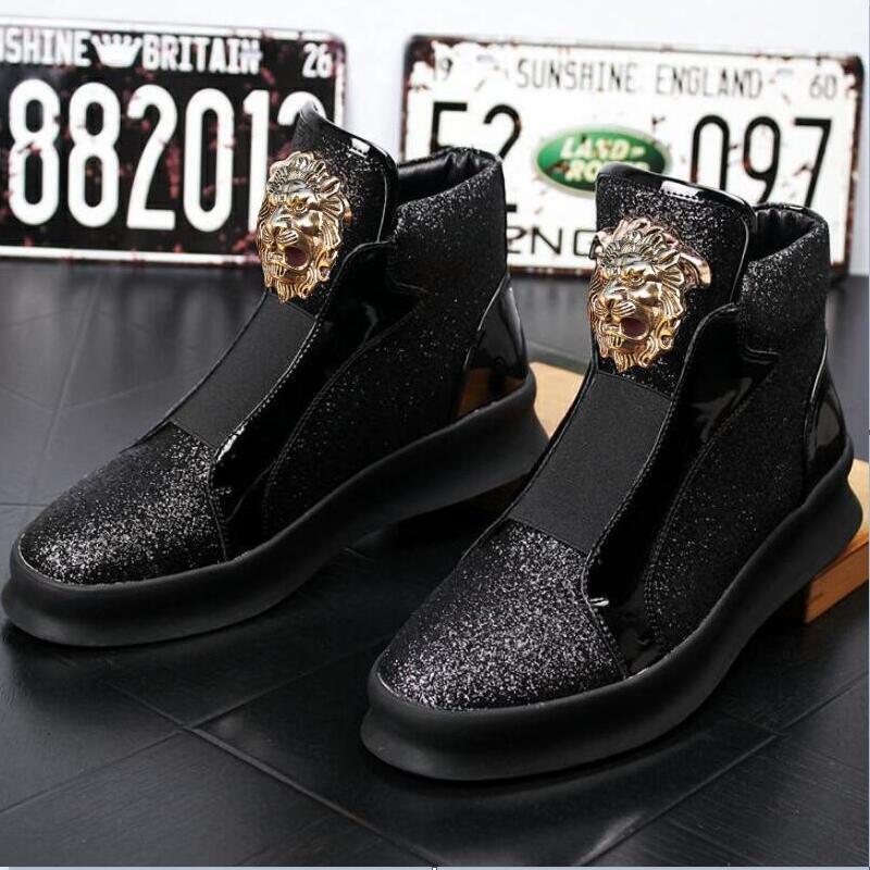 NEW Designer kleine weißen Schuhe der Frauen-Plattform beiläufige Schuhe Paar Leder Herrenschuhe große Kuhhaut hochwertige Version