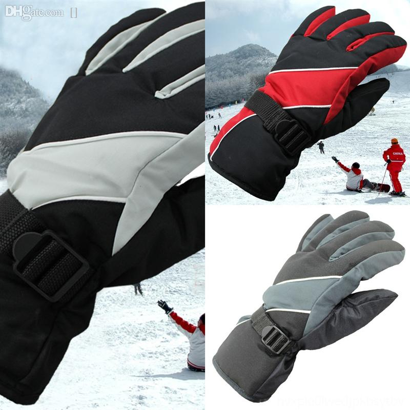 4rhmp tela à prova de vento luvas mornas pulso ski ski dirigindo esqui luva feminina guantes mulheres inverno homens luvas de luva impermeável toque outono