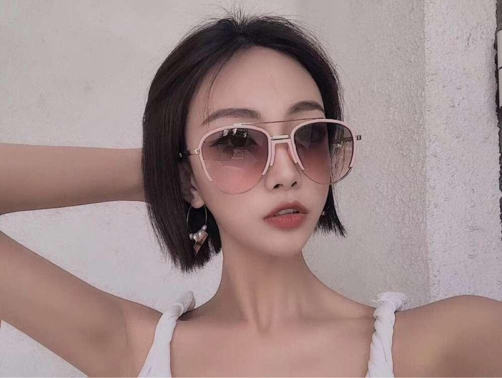 Seri Gradient New Sunglass Pearl Ladi Color Sunglass Sunglass