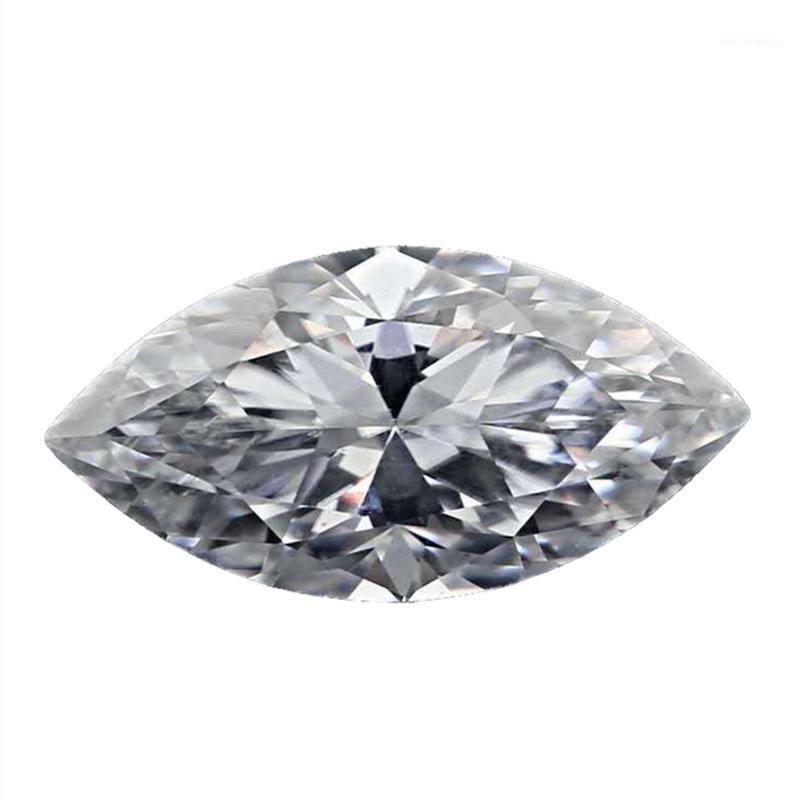 Marquise Cut Moissanite Artificial Diamond D Color Loose Diamond For Setting VVS Clarity Lab Diamond Moissanite11
