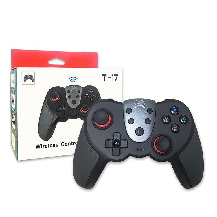 Перевозка груза падения Оптовые продажи горячих беспроводной BT Геймпад Джойстик игровой контроллер для Nintendo Переключатель Pro Gamepad PC Gaming Controller