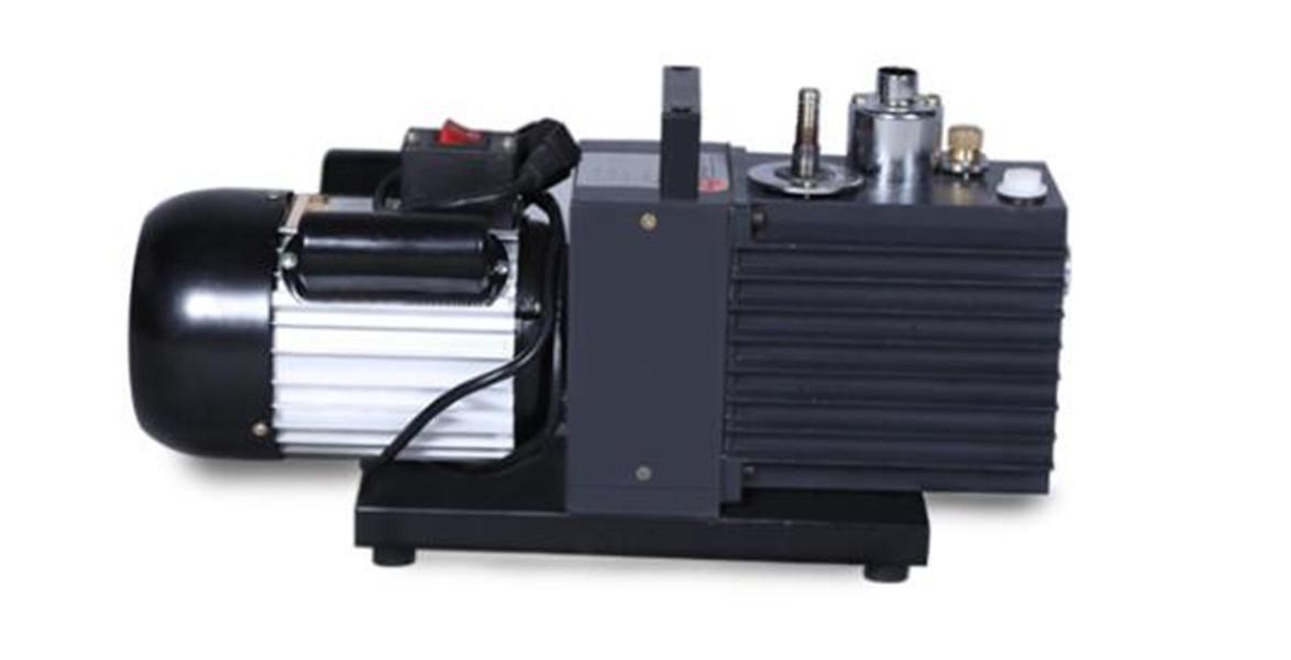 2ZX-2 Lab Zweistufige Öldrehschieber-Vakuumpumpe mit Vakuum-Trockenschrank und Rotationsverdampfer