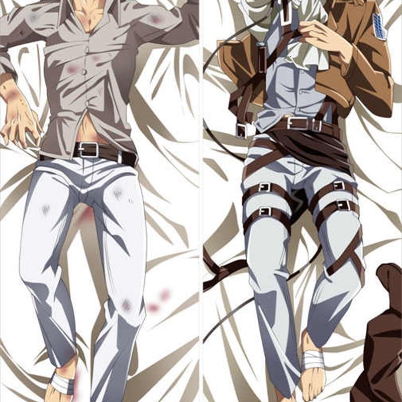 Mikasa - Attack on Titan - Shingeki No Kyojin - Pillow