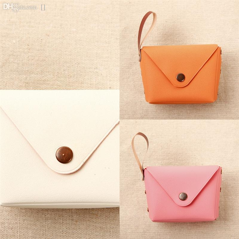 BHHvt Coin key Pouch m62650 coin Creative purse Key zippy leather holds fashion Macaron classical women Candy Color Cute Purses holder
