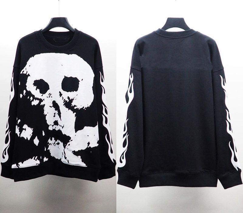 2020 Sudaderas de invierno Ropa para hombre Homme Sudaderas con capucha Sudaderas para hombre Mujeres Designer Hoodies High Street Print Sudaderas Suéteres