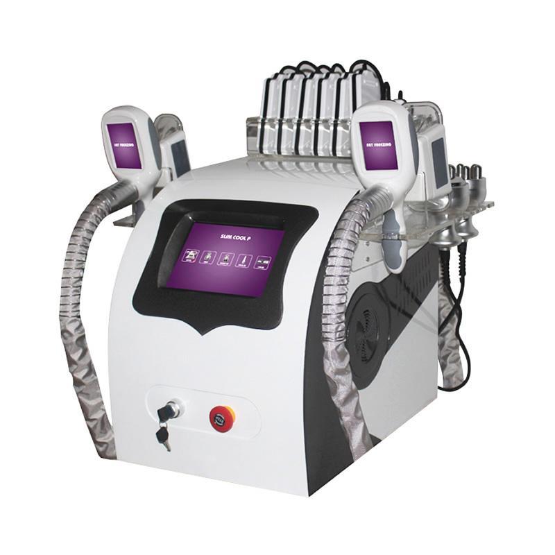 Cryolipolysis 지방 냉동 기계 지방 흡입 캐비테이션 리포 세이저 Lipo 레이저 체중 감량 슬리밍 지방 냉동 장비 셀룰 라이트 감소
