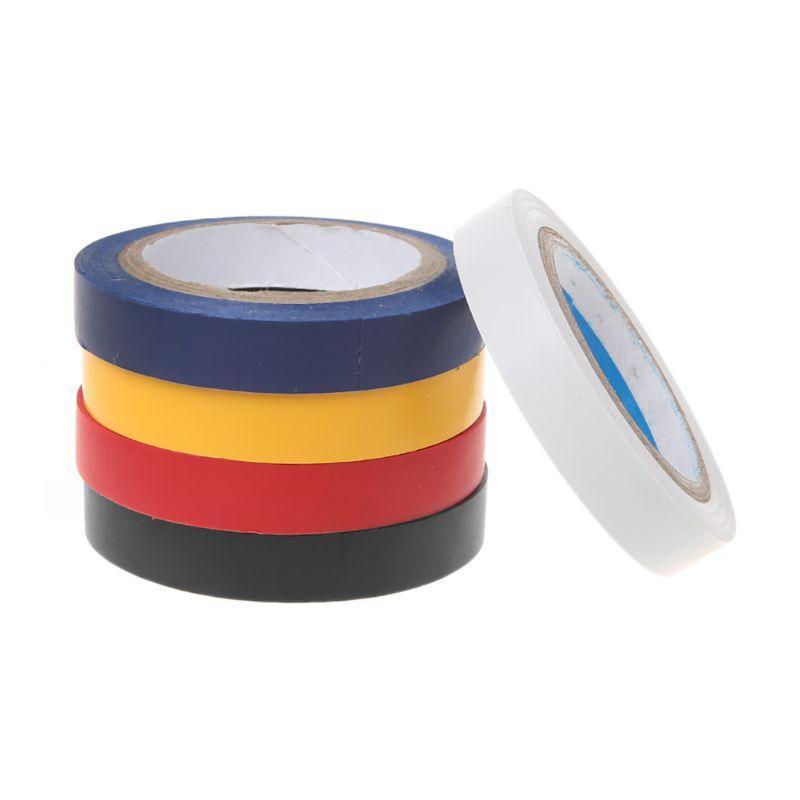 30 mt Tennis Badminton Squashschläger Griff Überschreitung Verbunddichtungsbänder Aufkleber Elektrische Isolierband