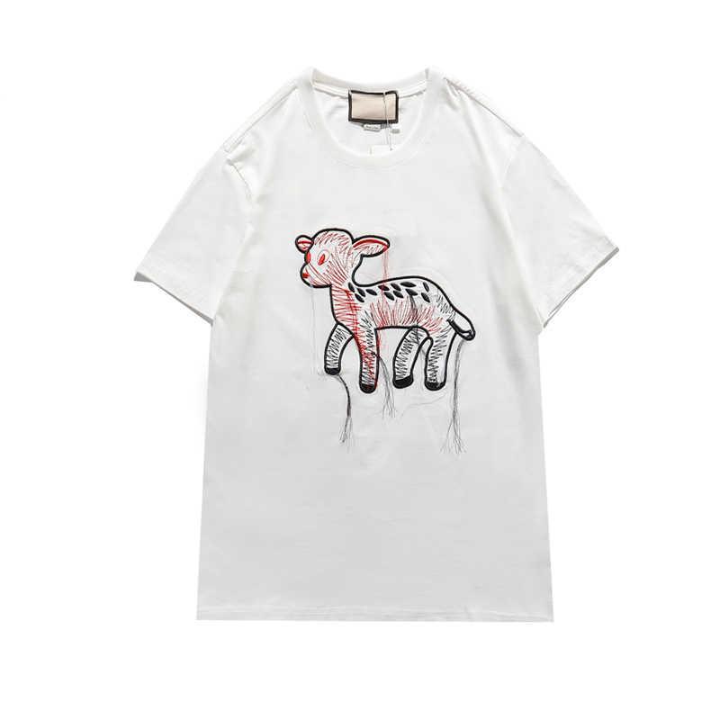 Camiseta para hombre para el verano Nuevo Llegada Hombres Mujeres T Shirts con letra impresa Casual Streetwear Tees Tops Mens Tshirts Ropa 3 Colores S-2XL