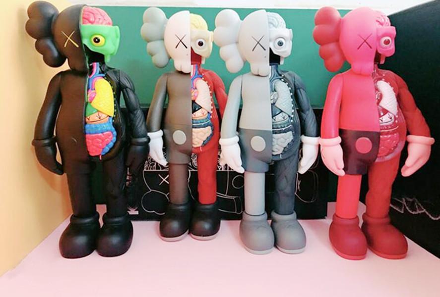 Newest 36CM 1KG Originalfake 15inches Companion Original Box Action Figure model decorations toys gift