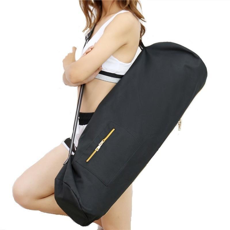 Многофункциональный мешок йоги большой спортивный коврик сумка большой емкости Йога рюкзак йога пилатес мат сумка сумка сумка (йога мат не включая) 201022