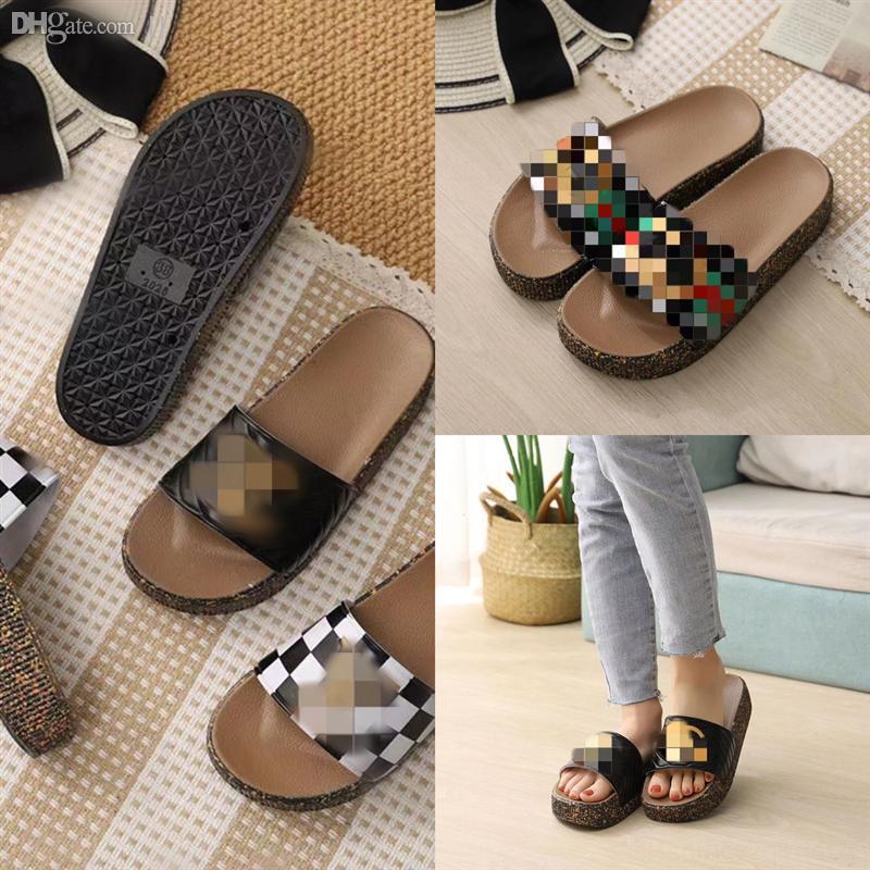 VO9TS Ucuz Terlik Yüksek Kalite Kaliteli Erkekler Kadınlar Sandalet Düzgün Çiçekler Yaz Çanta Ayakkabı ile Geniş En Iyi Tasarımcı Yılan Baskı Slayt Toz
