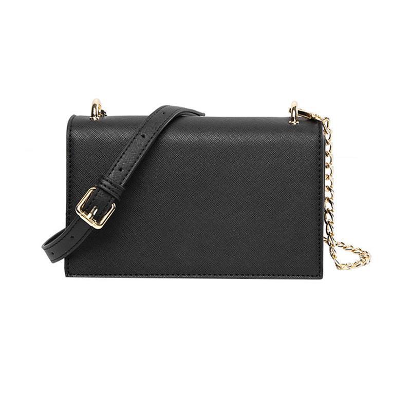 Brand Flap Purse Bag Designer Bag Purse Chain Pu Shoulder Messenger Satchel Crossbody Curiw