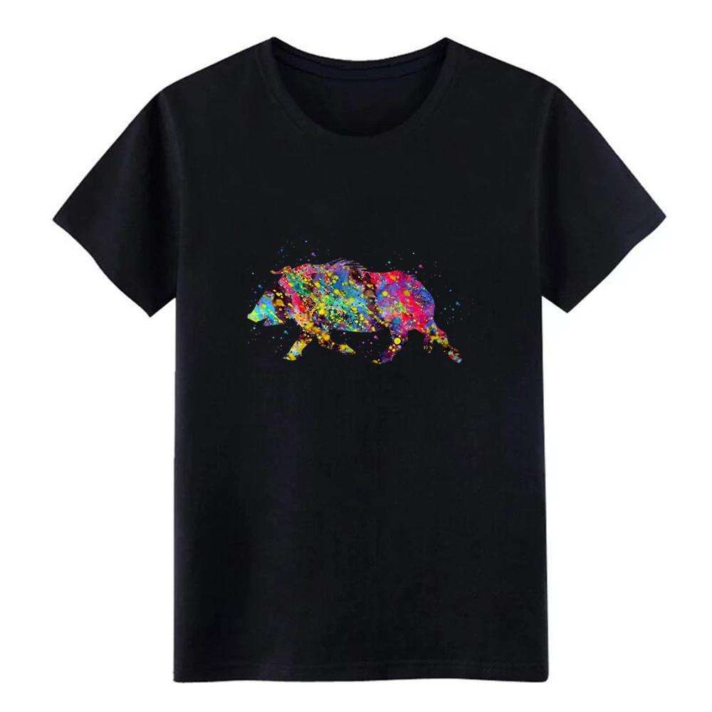 Cinghiale lavorato a maglia 100% degli uomini del cotone girocollo Gents Carino Comodità hoodie progettisti del modello camicia estiva magliette felpa