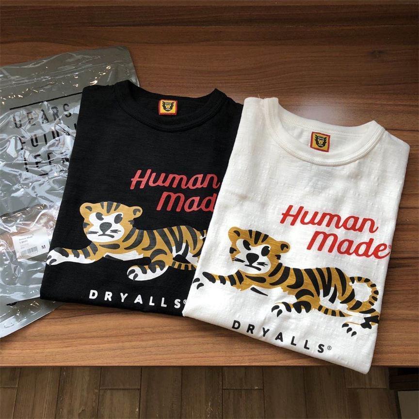 İnsan Yapımı T-Shirt Grafik Tees Erkek Kadın Yaz Subluk Pamuk T Gömlek Giyim Harajuku Streetwear Tişört Hip Hop Spor Giyim X1214