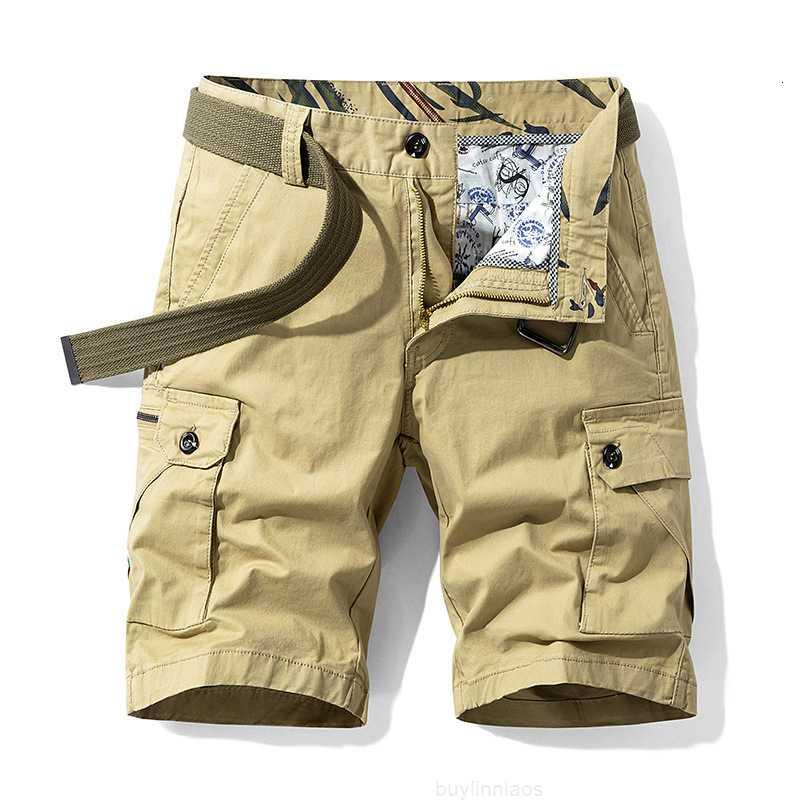 shorts straight large Men's tooling summer breathable and durable beach middle waist pants