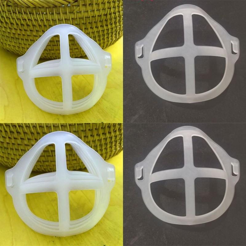 3D Face Mask Inner Adult Anti Dust Masks Brackets Lipstick Support Frame Face Mask Bracket Lipstick Protection Accessories New 19 J2
