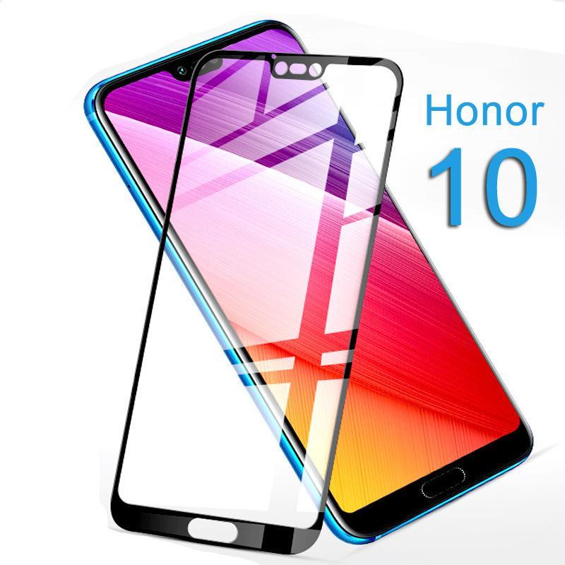 Vidro de proteção honra 10 vidro temperado em para Huawei honor10 col-l29 honor10 lite protetor de tela protetor de segurança de segurança