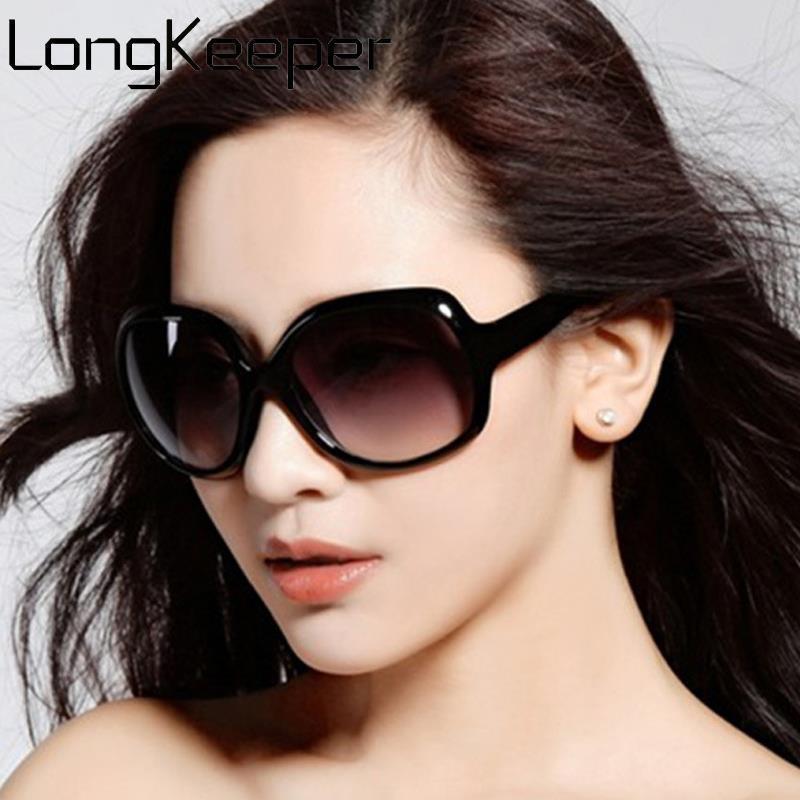 Vintage Polarized sunglasses Men Square Oversized Sun Glasses Women Steampunk Big Frame Eyewear UV400 Oculos white black
