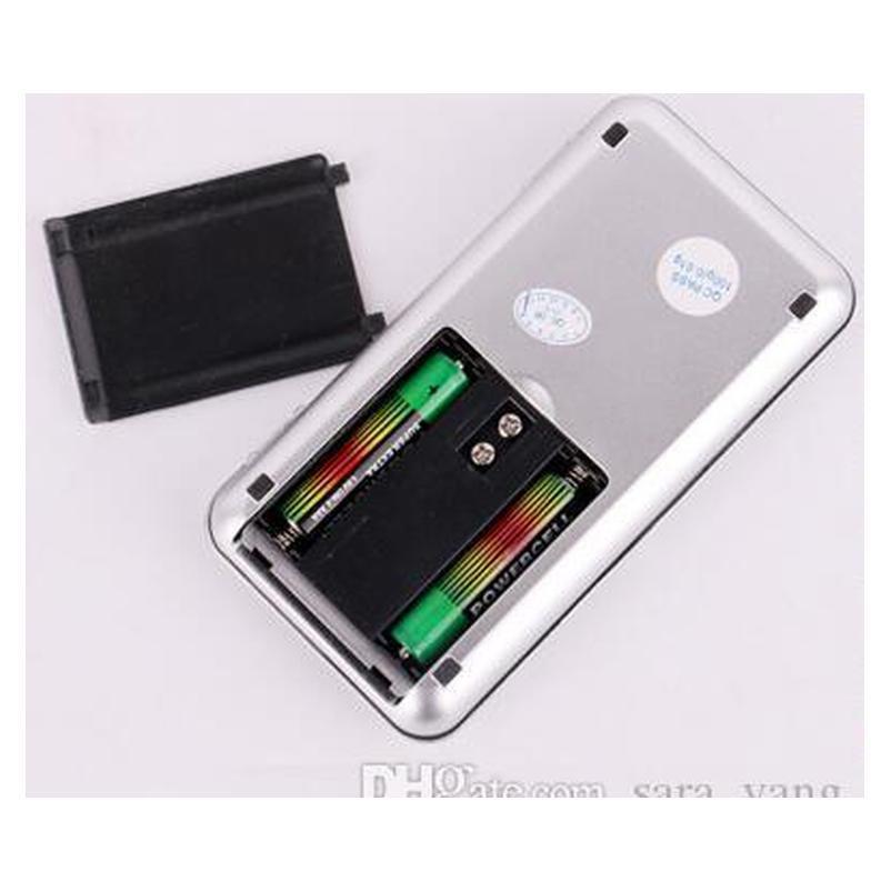 Sıcak Satmak Mini Elektronik Cep Ölçeği 200g 0.01g Takı Elmas Ölçekli Denge Ölçeği LCD Ekran W WMTULO HOMES2011