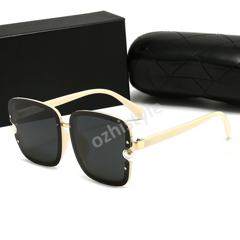 Berühmte Vintage Retro-Legierungs-Metall-Sonnenbrillen-Büffel-Horn-Gläser randloser Gläsern-Gläser für Männer mit Original-Fall W5