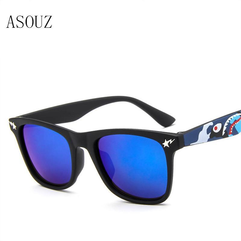 2020 novos homens e mulheres óculos de sol das crianças da marca clássico óculos de design crianças óculos UV400 oval UV de proteção de moda
