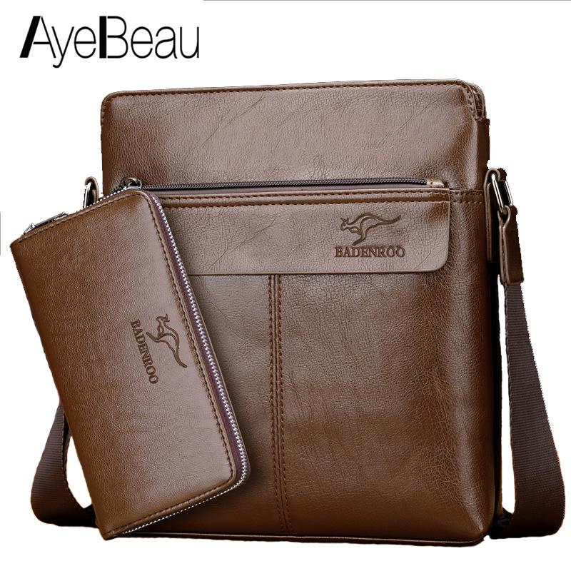 Hand Work Portable Handbag Business Satchel Office Male Messenger Bag Men Briefcase For Document Portfolio Bussiness Portafolio Q0112
