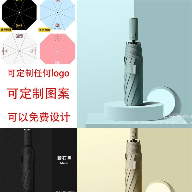 EG1 sanfte hochwertige Designer-Regenschirme Big Windproof-Folding-Luxus-Flamingo Drei-gefalteter Designer Invertierter Regenschirm Bunte IBs Neue