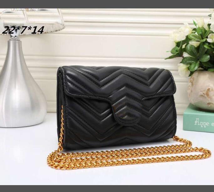 Alta Qualidade Hot Senhoras Moda Bolsa Retro Impressão Ombro Mensageiro Messenger Bag Mulheres Bolsa 4 Cor 2020 7713G