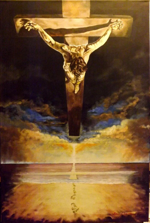 """""""İsa Mesih sonra yükseliş parousia"""" ev dekorasyon yağlıboya tuval üzerine büyük duvar sanatı tuval resimleri 210124"""