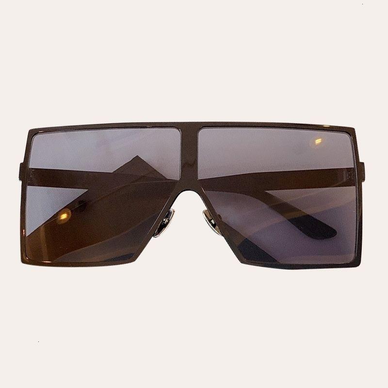 Designer Cheap occhiali vendita di grandi dimensioni in metallo a specchio posteriore di alta qualità occhiali da sole quadrati UV wayfarer occhiali ombrelloni
