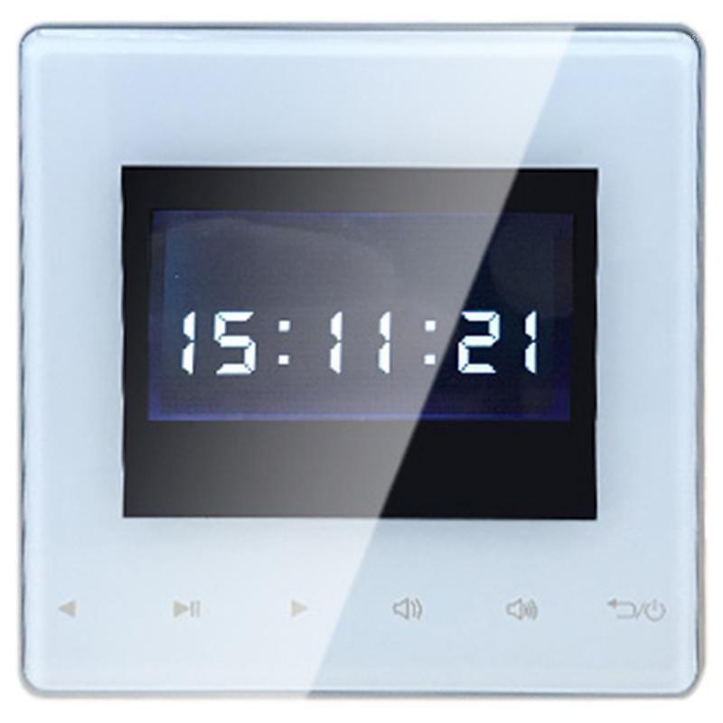 Alto-falantes portáteis Mini Bluetooth Wall O Sound Power Background Sistema de música Estéreo Centro para El Pa System1