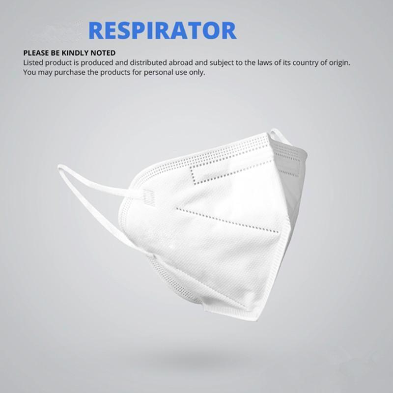 В наличии! Маска для доставки Анти-туман PM2.5 Маски для лица фильтровальные пылезащитные частицы респираторной маски